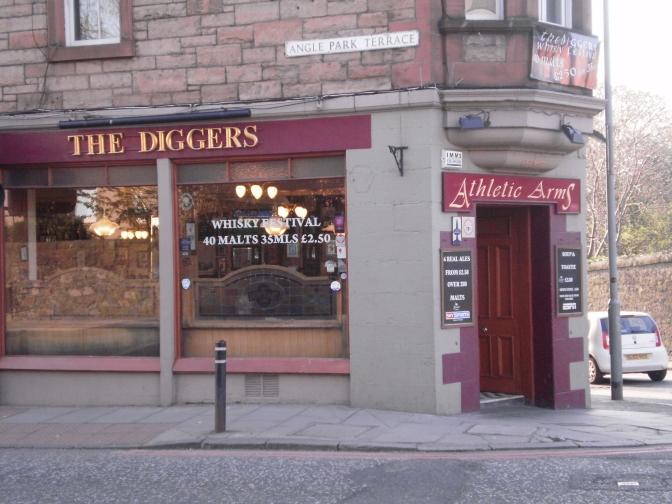 Diggers pub